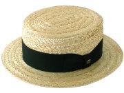 文二郎のカンカン帽