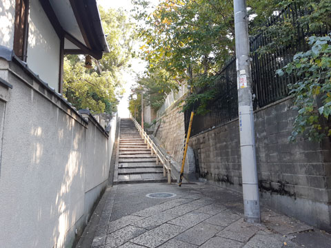 天王寺七坂